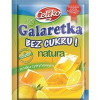 Celiko Galaretka o smaku cytrynowym b/c bezglutenowa 14g (5900038002333)