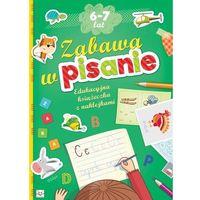 Zabawa w pisanie + zakładka do książki GRATIS (9788377137796)
