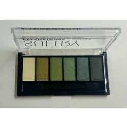sultry cienie - paleta 6 cieni, kolor: moss wyprodukowany przez Technic