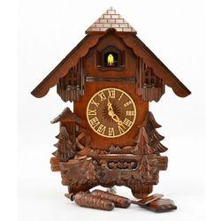 Zegar ścienny Kukułka 40x50cm z wahadłem (5904188240171)