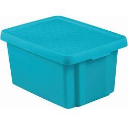 Pojemnik Essentials Box 26 l. [turkus]