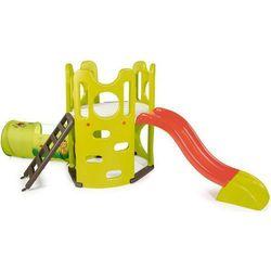 Zabawka SMOBY Wieża Przygód ze zjeżdżalnią + DARMOWY TRANSPORT!, produkt marki Smoby