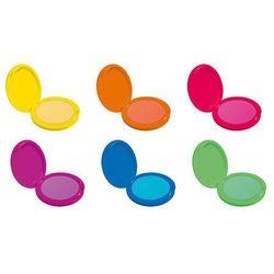 neon hair powder 2,2g w puder do włosów glitter pink wyprodukowany przez Dermacol