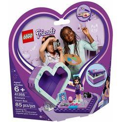 41355 PUDEŁKO W KSZTAŁCIE SERCA EMMY (Emma's Heart Box) KLOCKI LEGO FRIENDS
