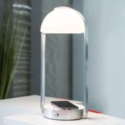 BRENDA lampa biurkowa z funkcją ładowania 5,4W LED SLV Spotline 146111 (4024163167840)