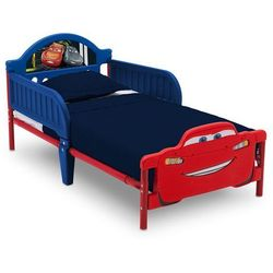 Łóżko łóżeczko dziecięce Disney Cars Auta Auto 3 D, 4522