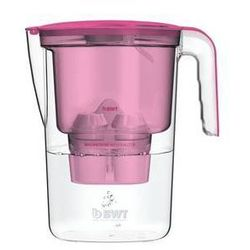 Bwt Dzbanek filtrujący  vida 2,6 l różowy