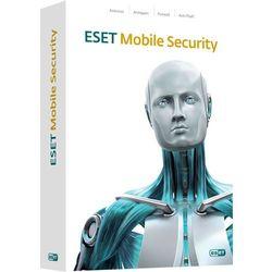 ESET Mobile Security 1U1Y (oprogramowanie)