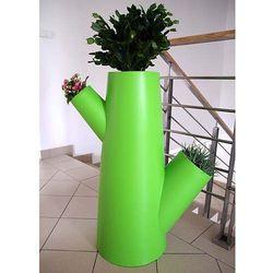 Donica KAKTUS 90 cm na 3 rośliny różne kolory z kategorii Doniczki i podstawki