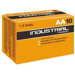 10 x bateria alkaliczna Duracell Industrial LR6 AA - sprawdź w wybranym sklepie