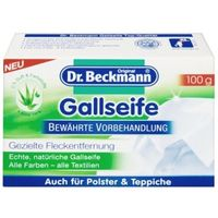 Dr. beckmann Dr beckmann 100g gallseife mydełko do odplamiania niemieckie