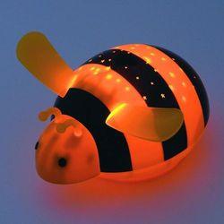 Niermann standby Lampka nocna - projektor pszczółka (4036239800087)