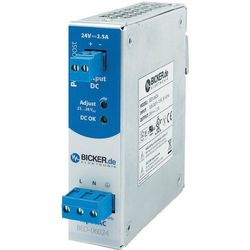 Zasilacz na szynę DIN Bicker Elektronik BED-06024 24 V/DC 2.5 A 60 W 1 x - sprawdź w wybranym sklepie