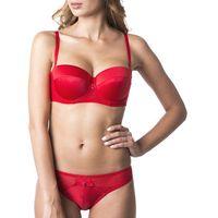 summer biustonosz czerwony 70b marki Ps lingerie