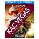 Galapagos films Bd 2 pack kac vegas/kac vegas w bangkoku 7321999311469