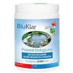 Preparat biologoczny do oczyszczania oczek wodnych BluKlar 500g