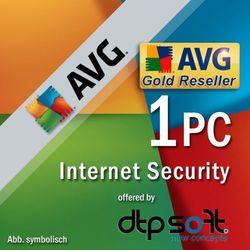 AVG Internet Security 1PC 2016 (oprogramowanie)