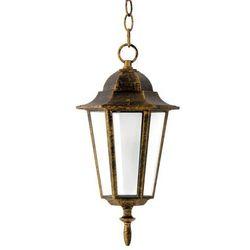 ALU1047HP - Lampa wisząca zewnętrzna LIGURIA E27/60W/230V