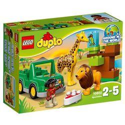 Duplo SAWANNA (Savanna) 10802 marki Lego [zabawka]