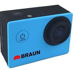 Kamera  paxi young hd niebieska (paxiyoungni) darmowy odbiór w 19 miastach!, marki Braun phototechnik