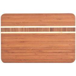 Zeller Deska do krojenia bamboo, 30x20 cm, (4003368252353)