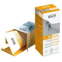 Eco cosmetics Krem na słońce lsf/spf 20 z bio-rokitnikiem i bio-oliwą z oliwek (4033981742078)