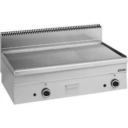 Płyta grillowa stołowa,gładka - gazowa MBM600, Hendi