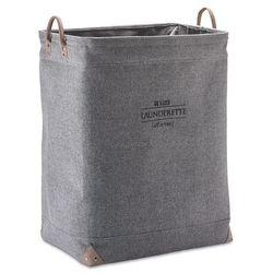 Aquanova Kosz na pranie lubin silver grey 65 cm