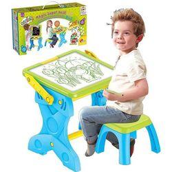 Magiczne biurko + tablica 3w1 72415 CAROTINA