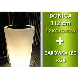 Donica podświetlana 112 cm - produkt z kategorii- Doniczki i podstawki