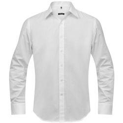 koszula męska biała, rozmiar l marki Vidaxl
