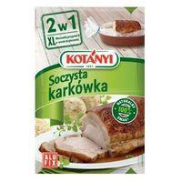 Mieszanka przypraw z workiem do pieczenia 2w1 Soczysta karkówka 25 g Kotányi (5901032014148)