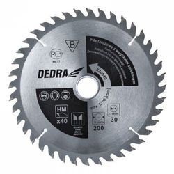 Tarcza do cięcia DEDRA H18560 185 x 20 mm, kup u jednego z partnerów