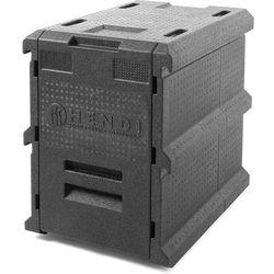 Pojemnik termoizolacyjny - cateringowy | 8x gn 1/1 wyprodukowany przez Hendi