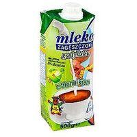 Mleko zagęszczone niesłodzone 500g light z błonnikiem  marki Gostyń
