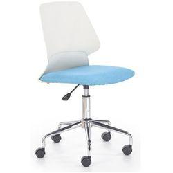 Fotel obrotowy eskan - niebieski marki Producent: elior