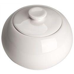Stalgast Cukiernica porcelanowa z pokrywą isabell