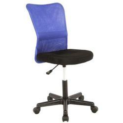 Fotel obrotowy, krzesło biurowe Q-121 blue, kup u jednego z partnerów