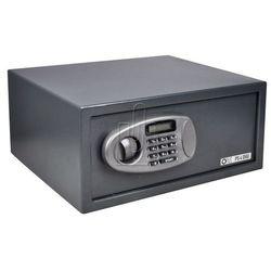Sejf kasetka ryglowana z szyfrem cyfrowym marki Opus