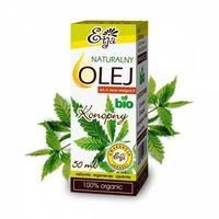 Etja Olej konopny bio nierafinowany 50 ml