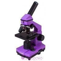 Mikroskop Levenhuk Rainbow 2L PLUS Amethyst\Fioletowy