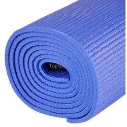 Mata do jogi Insportline PVC 173x60x0.5cm - niebieski - sprawdź w wybranym sklepie