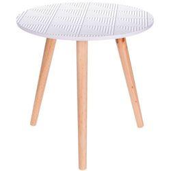 Stolik okazjonalny, kawowy - Ø 40 cm marki Home styling collection