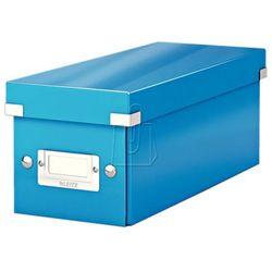 Pudło Leitz C&S WOW cd niebieskie 6041-00-36, 60410036