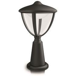 ROBIN - Słupek zewnętrzny LED Czarny Wys.33,5cm - produkt z kategorii- Lampy ogrodowe