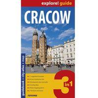 Cracow Przewodnik + atlas + mapa (9788375464894)