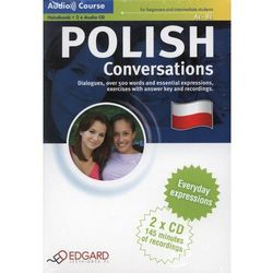 Polish Conversations. Audio Course (handbook 2 CD) (ISBN 9788361828372)