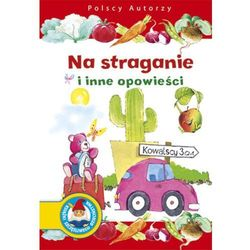 POLSCY AUTORZY. NA STRAGANIE I INNE OPOWIEŚCI (ISBN 9788324598359)