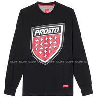 Koszulka z długim rękawem  shield marki Prosto