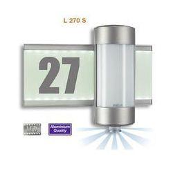 Lampa ścienna zewnętrzna z czujnikiem ruchu  647810, 2x40 W, G9, IP44, (DxSxW) 32.8 x 14.1 x 27 cm, marki Steinel do zakupu w Conrad.pl